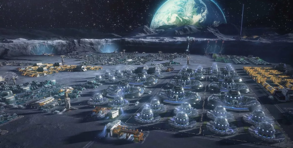На Луне сосредоточены стратегические базы инопланетян – ученые