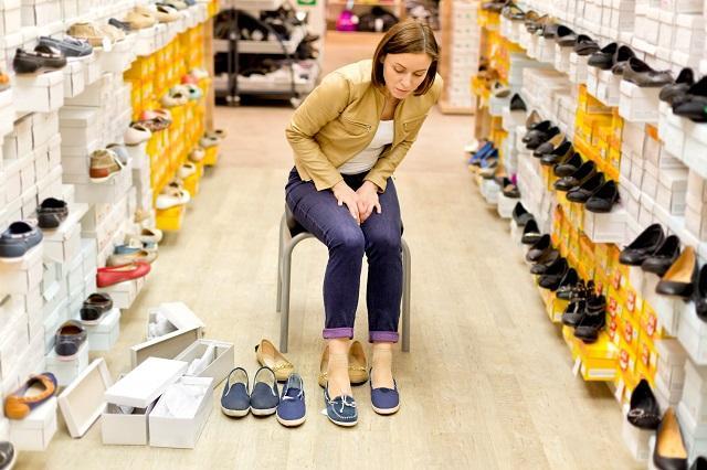 Как выбрать обувь «по ноге»?