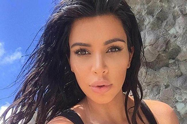 Ким Кардашьян отложила съемки собственного шоу