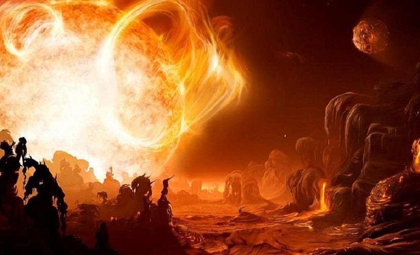Гибель человечества предсказали ученые: адское пекло и океаны кислоты превратят Землю в безлюдную планету