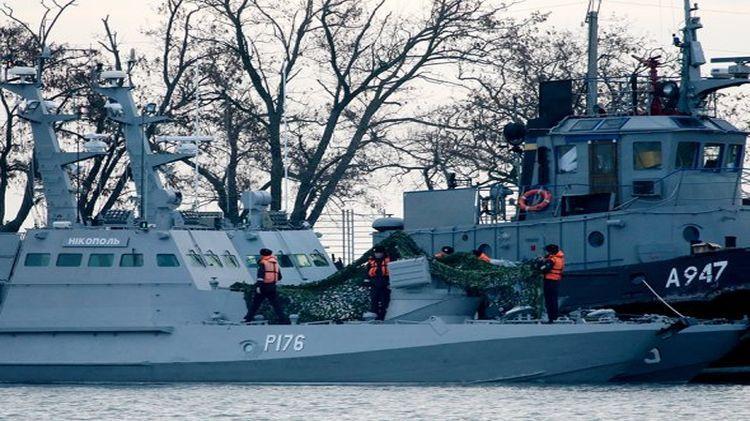 Командир украинского катера, арестованный за нарушение границы РФ, отказался давать показания