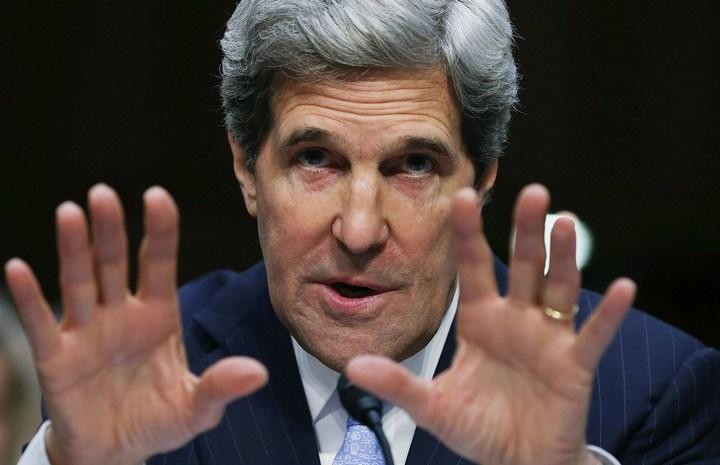 Керри: Россия должна «угомонить» Асада