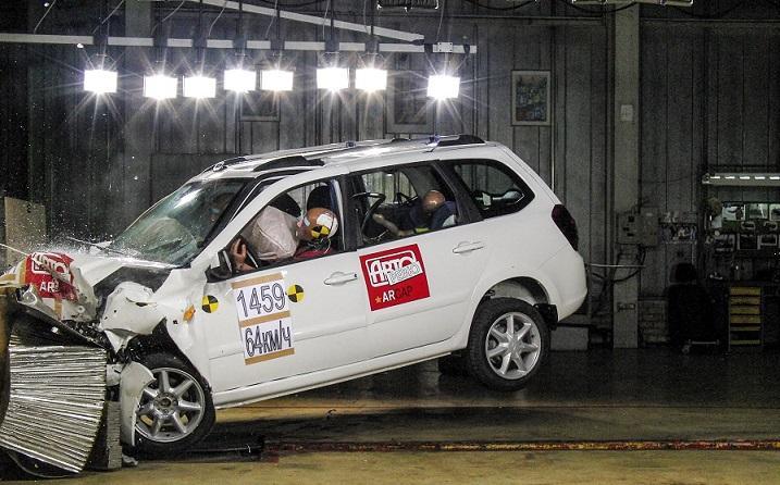 Рейтинг самых опасных автомобилей составили эксперты с помощью проведенных краш-тестов