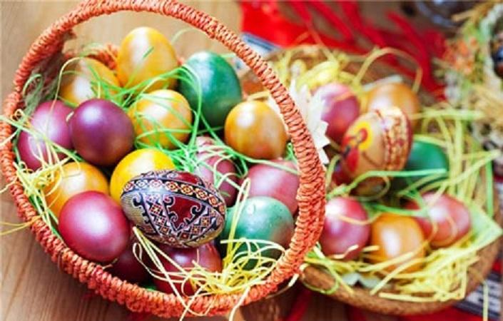 Пасхальные яйца: оригинальные способы окрашивания яиц на Пасху