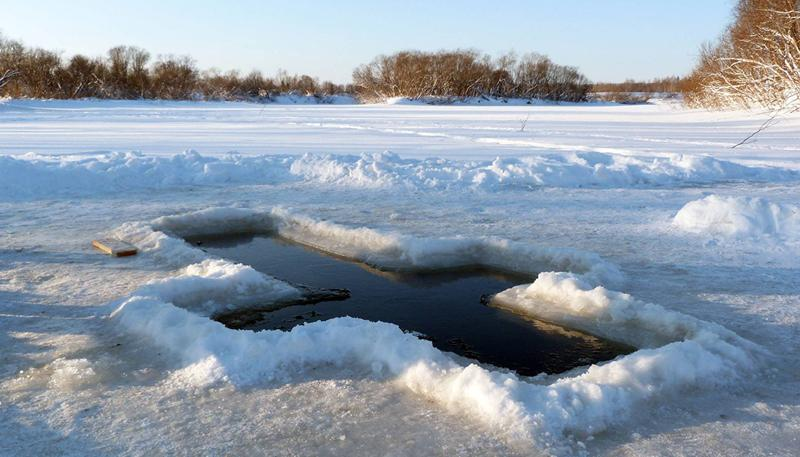 Где искупаться на Крещение 2018 в Астрахани: адреса купелей