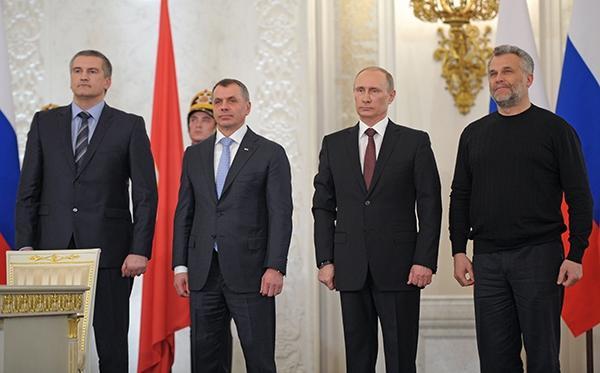 Граждане Крыма без украинской прописки смогут получить гражданствоРФ