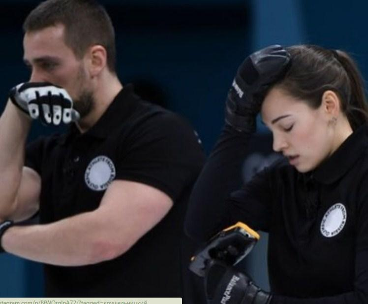 Александр Крушельницкий на Олимпийских играх 2018