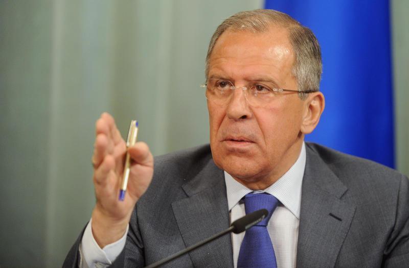 Сергей Лавров рассуждает о возможности смещения Асада с поста президента
