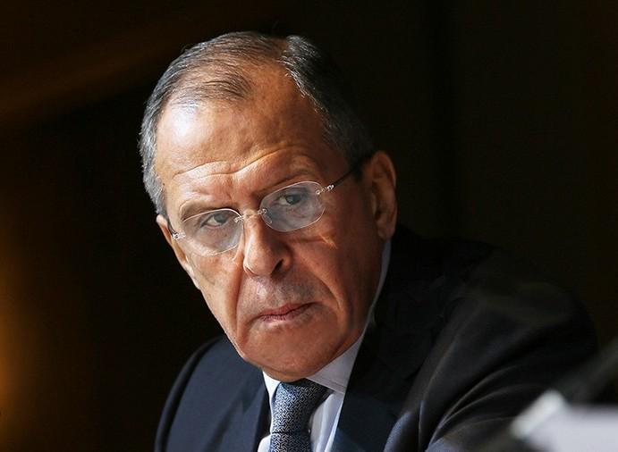 Лавров заявил, что иска Франции к России за Сирию не видел