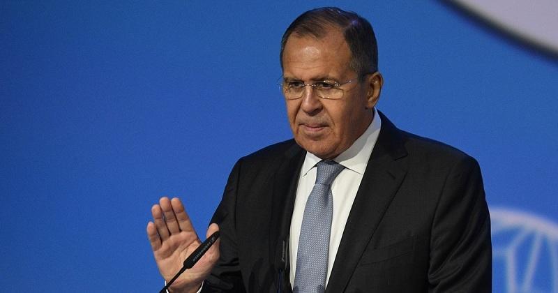 """Лавров заявил, что США потеряли монополию """"заказывать музыку"""" в международных делах"""