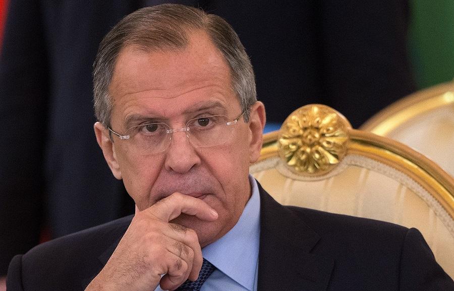 Сергей Лавров не поддался на провокации в прямом эфире: видео жесткого ответа