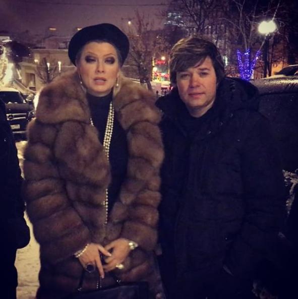 Солиста «На-На» ограбили на стоянке в столице России