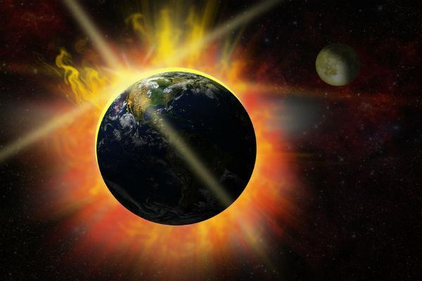 Мощная магнитная буря обрушится на Землю в январе – ученые