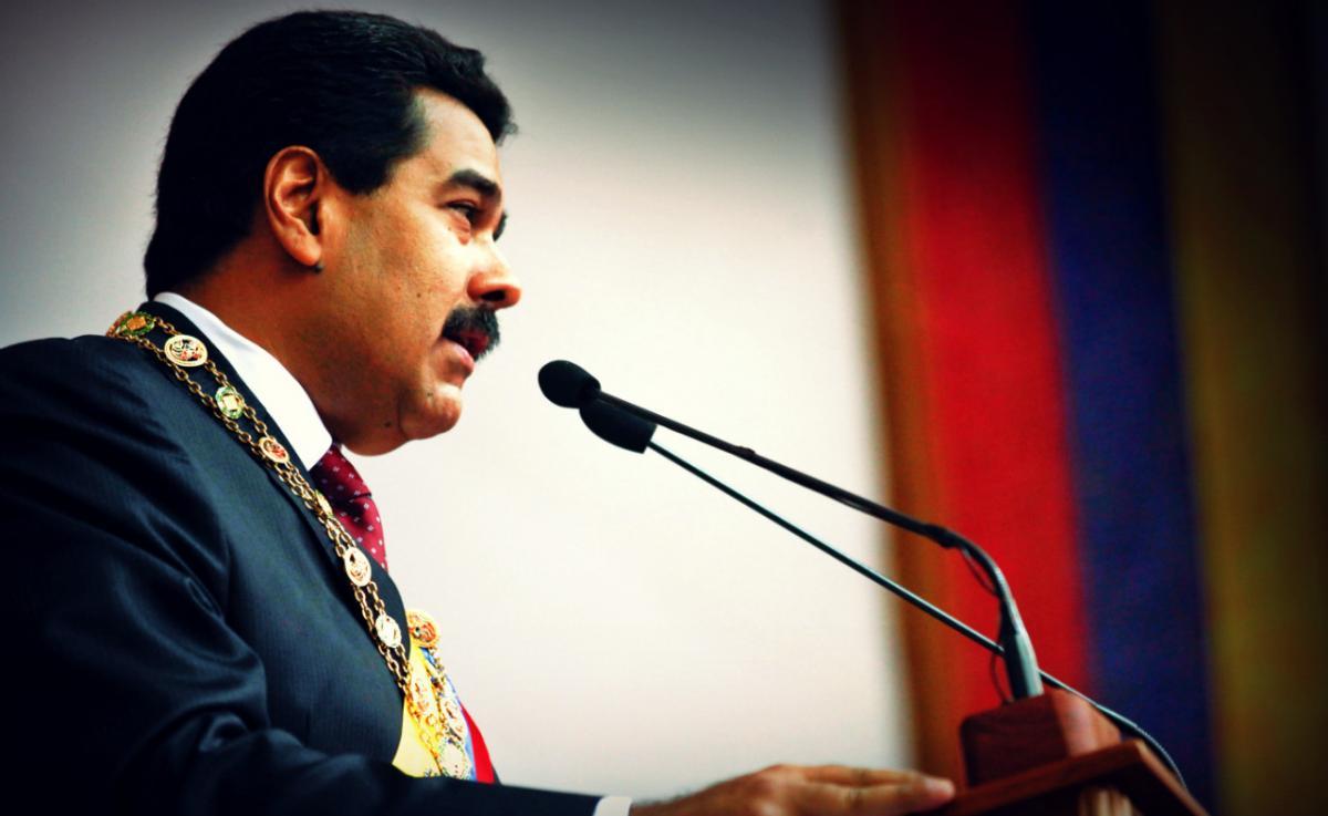 Мадуро подтвердил готовность к переговорам с оппозицией в Норвегии