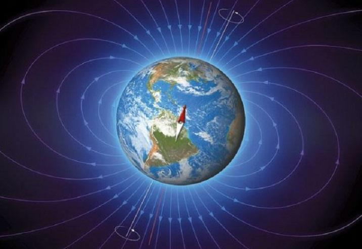 Причину загадочного сдвига магнитного поля Земли выяснили геологи
