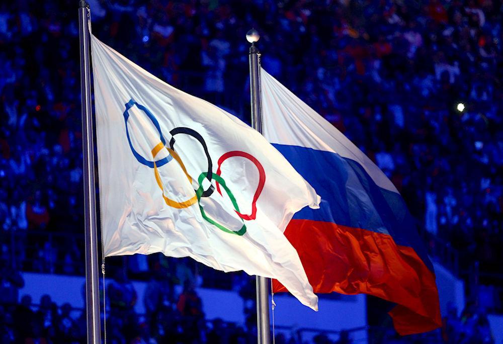Россия может ответить на запрет национальной символики «мощным ударом»