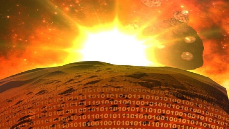 Секретное послание обнаружили ученые NASA на Марсе и расшифровли его