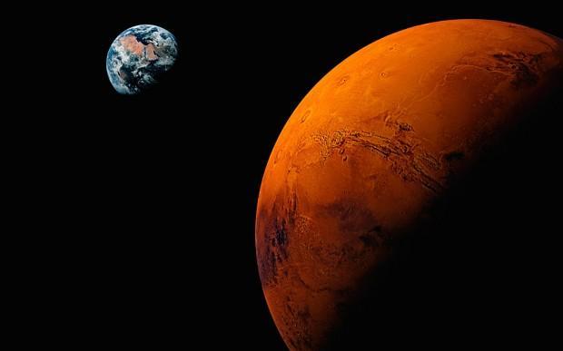 Совсем скоро население Земли сумеет услышать звуки Марса