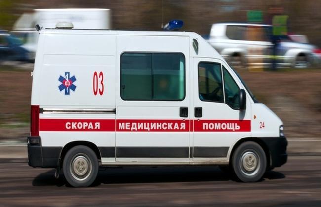 Автомобиль скорой помощи столкнулся с легковушкой в Ингушетии