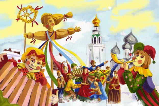 Масленица 2017 в Ставрополе: программа мероприятий на масленичную неделю