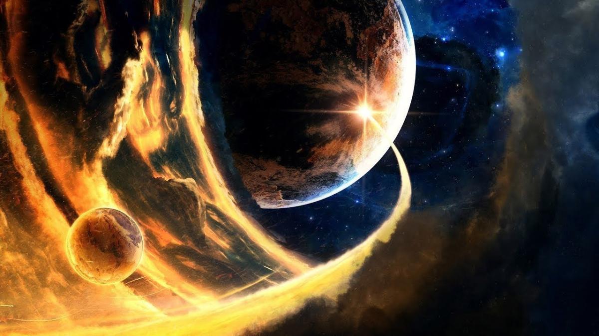 Планета Нибиру провоцирует извержения вулканов повсей Земле