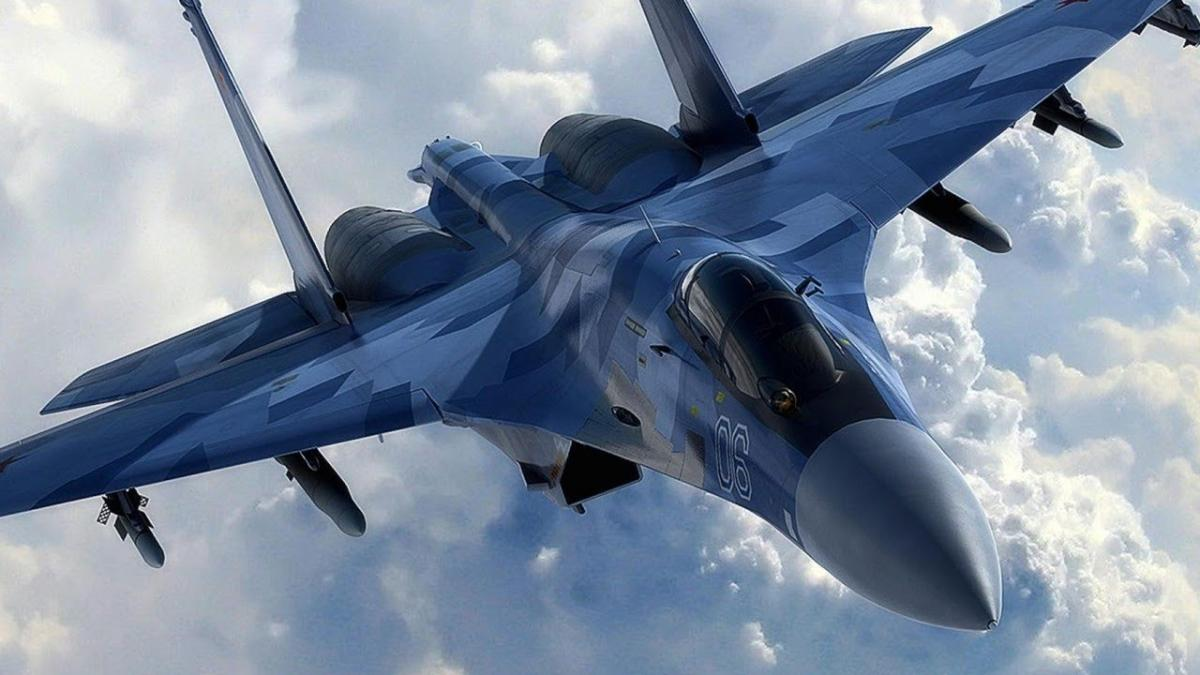 США никогда не смогут одержать победу в бою с российским Су-35