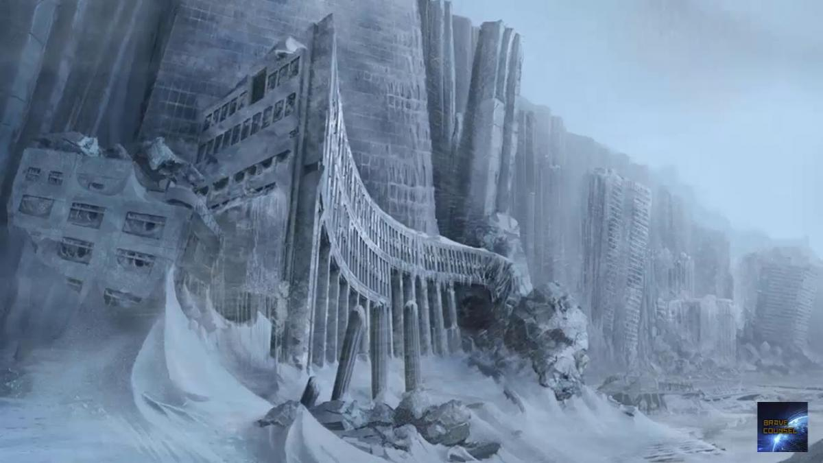 В Антарктиденашелсяпотерянный город Атлантида – уфолог