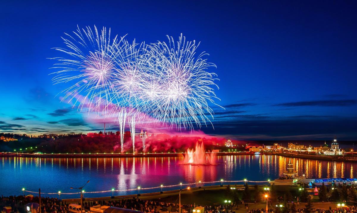 День Республики Чувашии 2018 в Чебоксарах