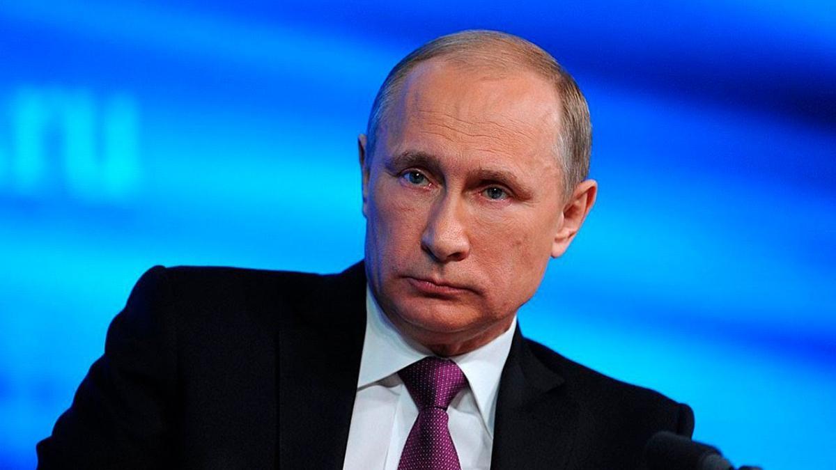 Путин: Россия готова стать гарантом договорённостей по Донбассу