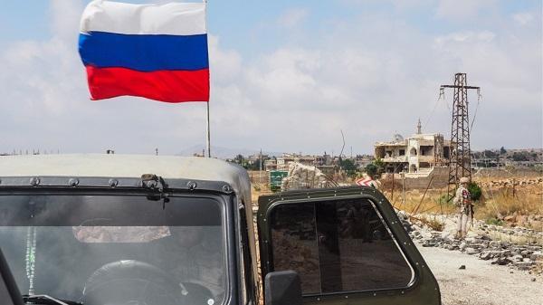 Гибель российских офицеров в Сирии