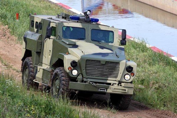 Полицейских России снабдят СПМ-3 «Медведь» в 2017 году