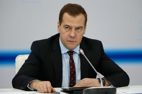 Дмитрий Медведев: правительство нашло свыше 100 миллиардов рублей на постройку «Тавриды» в Крыму