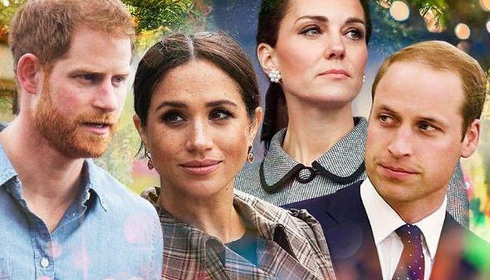 Меган Маркл и принц Гарри отказались праздновать Рождество вместе с принцем Уильямом и его супругой Кейт