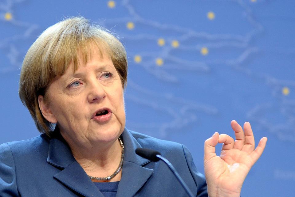Меркель считает, что партнерские отношения с Россией - в интересах Европы