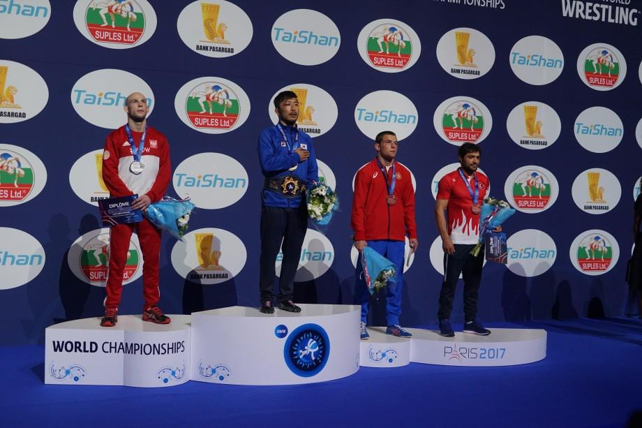 Чемпионат мира по борьбе 2017 в Париже: результаты и медали, расписание, где смотреть прямую трансляцию