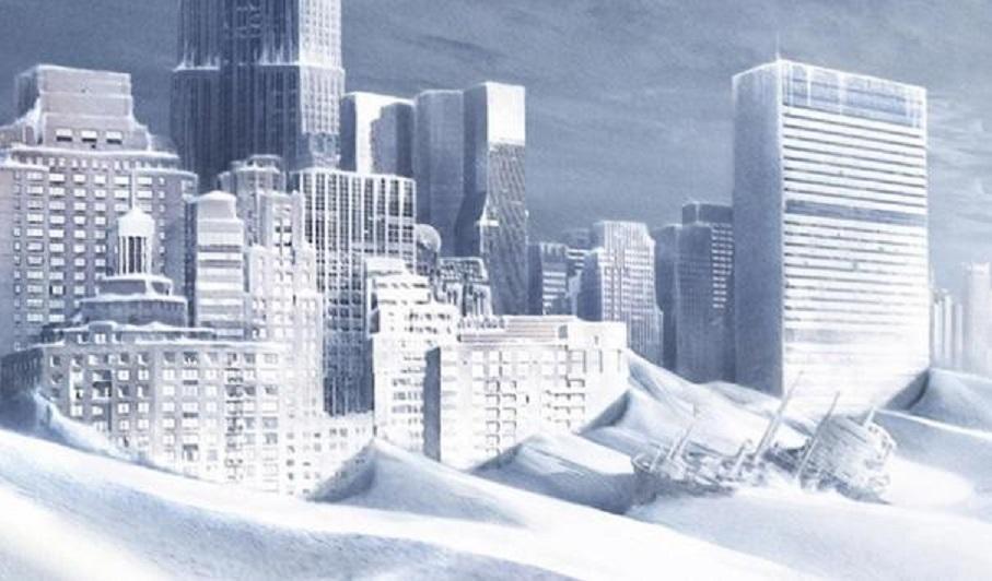Земля находится на пороге нового ледникового периода – ученые