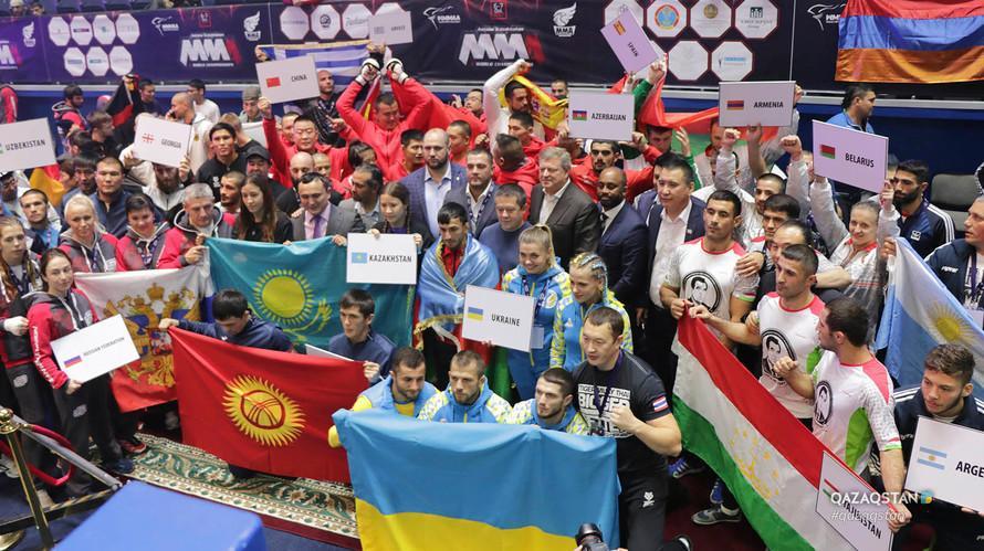 Чемпионат мира по MMA 2017 в Астане – результаты и расписание, прямая трансляция – где и в какое время