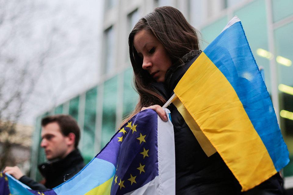 Бежавшие из Крыма сторонники Украины оказались шокированы тем, что увидели в Киеве - активистка Майдана