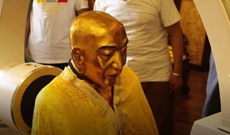 У тысячелетней мумии буддийского монаха обнаружен здоровый мозг: ученые шокированы результатами исследования