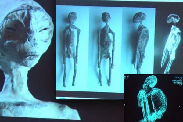 Найденные в пустыне Наска мумии пришельцев могут перевернуть историю человечества