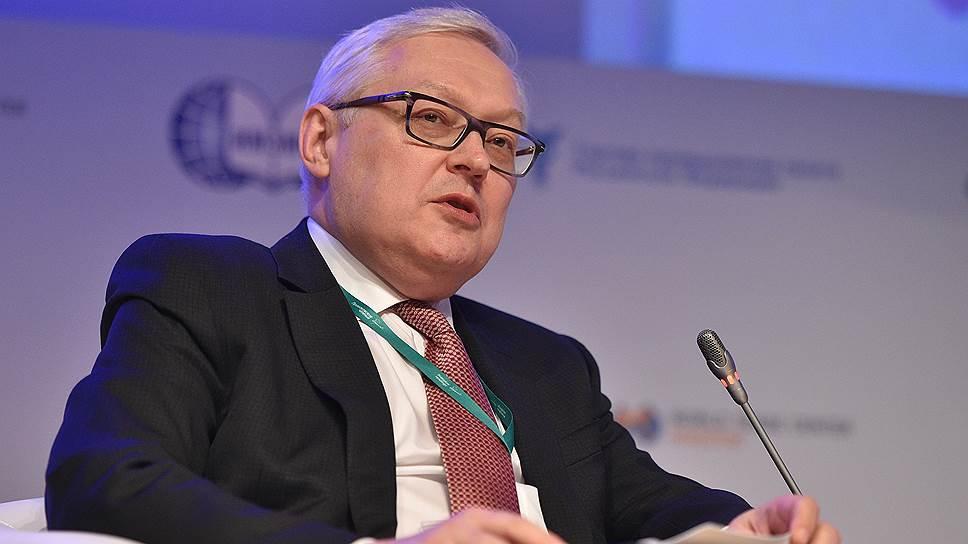 В МИД РФ обвинили Вашингтон в создании предлога для новых антироссийских санкций