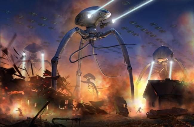 Нападение пришельцев: древние манускрипты описывают инопланетное вторжение 1608 года