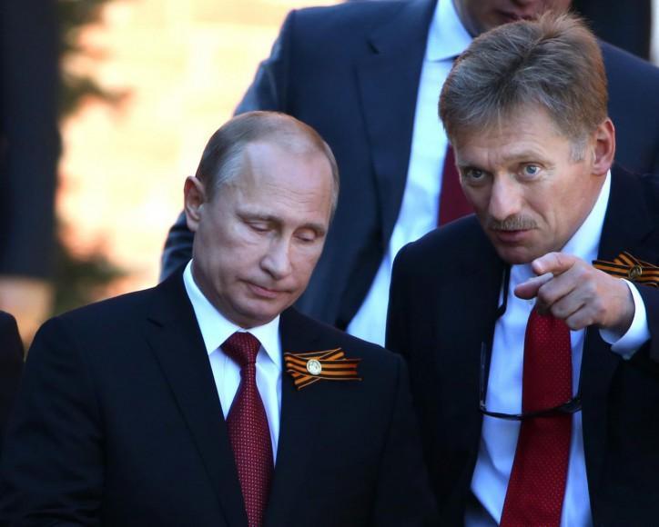 """""""Он несет такую """"пургу"""": Песков ответил на критику Владимира Путина"""