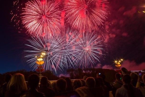 День города Астрахани 2017