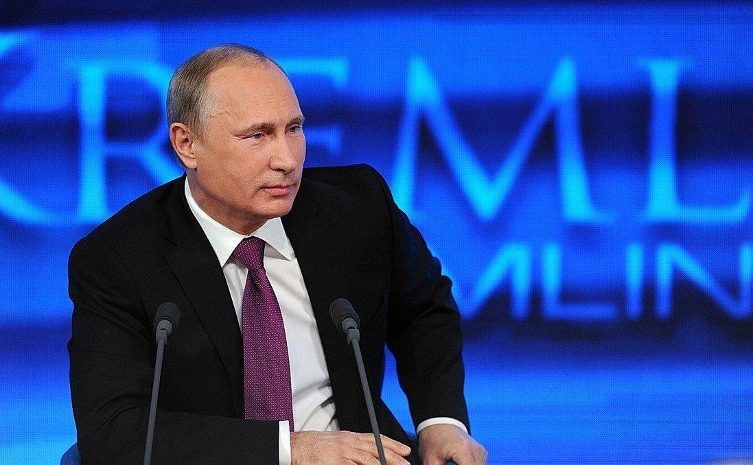 Большая пресс-конференция Путина 14 декабря: время, прямая трансляция – какие каналы будут вести