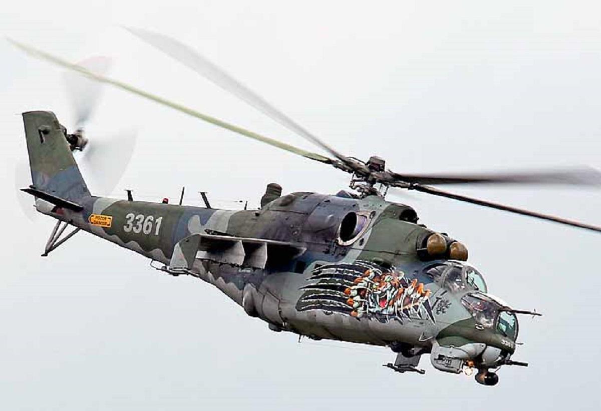 Ми-35М