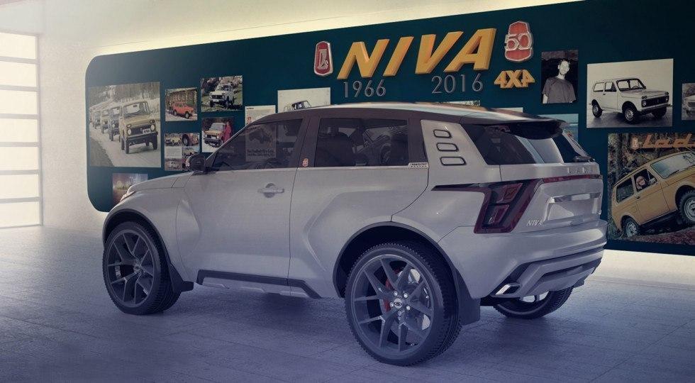 Новая Нива «Лада 4х4»: АвтоВАЗ ошарашил «юбилейным» ценником внедорожника