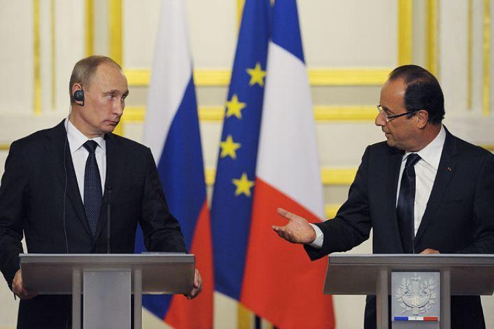 Олланд: Мы встретимся в «нормандском формате» — даже вопреки желанию Москвы