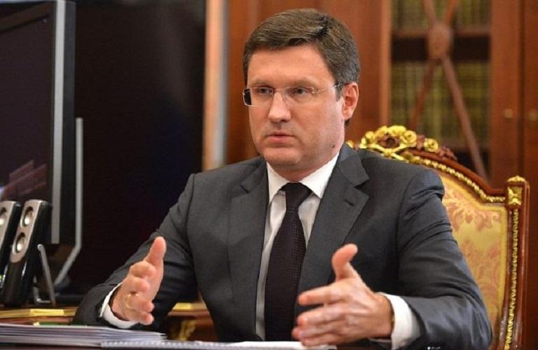 Новак рассказал Путину о рекорде в газовой отрасли, поставленном в 2018 году