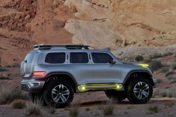 Новая Нива Шевроле 2018 удивит новыми возможностями – GM-АвтоВАЗ